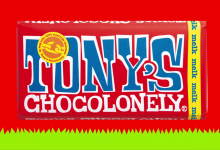 Tony's Chocolonely - Paas 'M Door