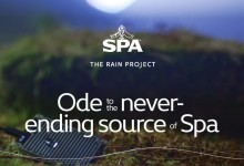 Behind the scenes: Spa - The Rain Project